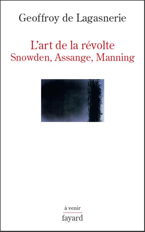 couv art de la revolte