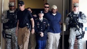 Manning lors de son procès en 2013