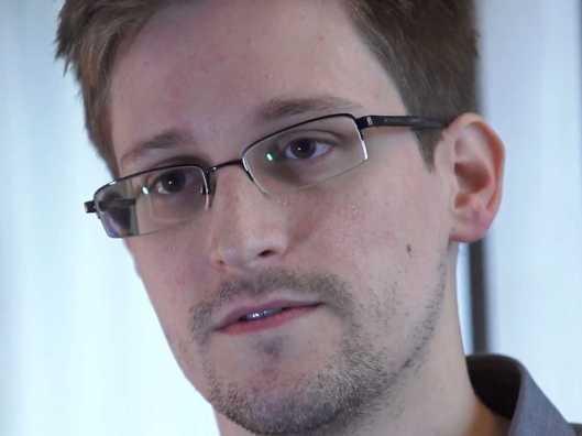 Snowden à Hong kong